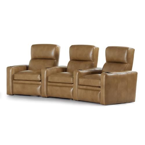 Hancock and Moore - 2201A-PR SAVOY ARMLESS POWER RECLINER