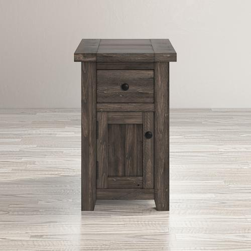 Jofran - Madison County Chairside Table