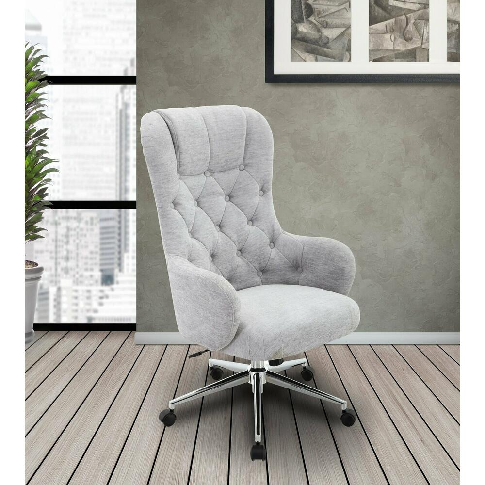 DC#207-MIN - DESK CHAIR Fabric Desk Chair