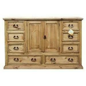 Million Dollar Rustic - Mansion Dresser