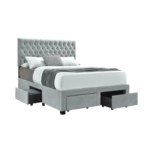 Full Storage Bed