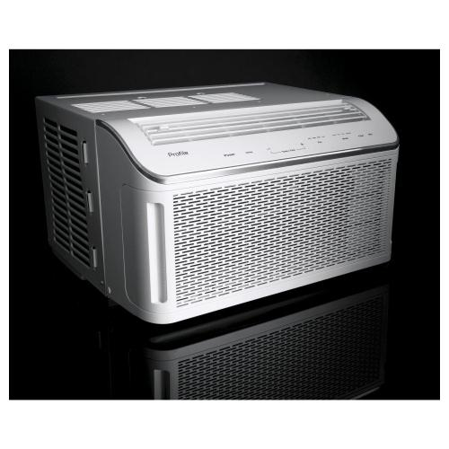 GE® ENERGY STAR® 6,150 BTU Smart Ultra Quiet Window Air Conditioner for Small Rooms up to 250 sq. ft.