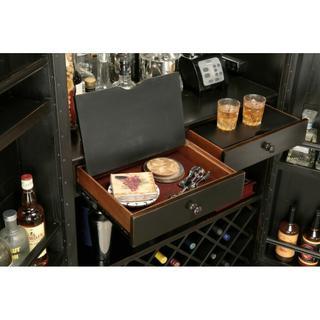 See Details - 695-142 Sambuca Wine & Bar Cabinet