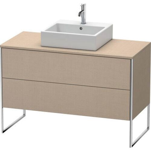 Vanity Unit For Console Floorstanding, Linen (decor)