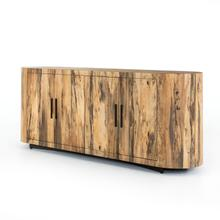 Spalted Primavera Finish Hudson Sideboard