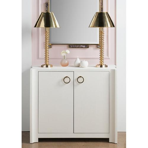 Audrey Cabinet, White