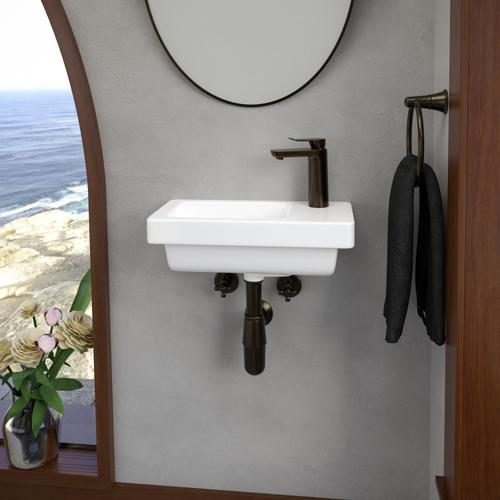 Resort 450 Wall-Hung Basin