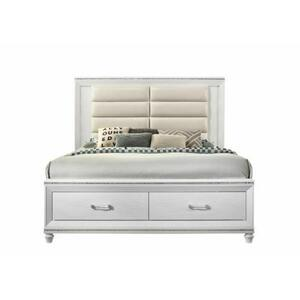 ACME Storage Queen Bed - 28740Q