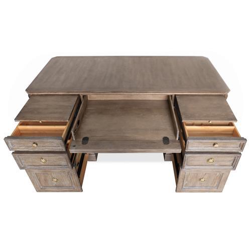 Hooker Furniture - Sutter Junior Executive Desk