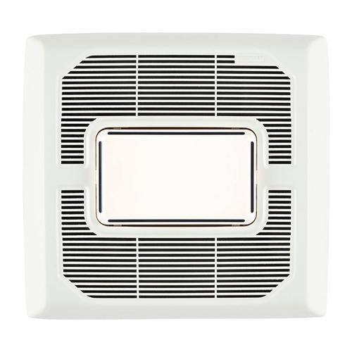 InVent Series Single-Speed Bathroom Exhaust Fan with Light 80 CFM, 2.0 Sones
