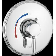 Chrome Pressure Balance Trim C