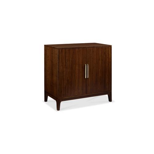 Greenington Fine Bamboo Furniture - Mercury Two Door Chest, Exotic