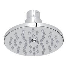 "Polished Chrome 4"" Rodello Circular Rain Showerhead"