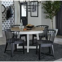 See Details - AMERICANA MODERN DINING Dining Chair Barrel (2/CTN Sold in pairs)