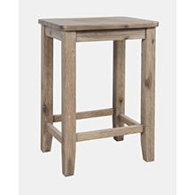 See Details - Eastern Tides Backless Counter Stool (2/ctn)
