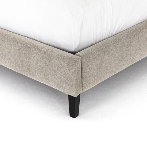 Four Hands - King Size Twill Linen Cover Jefferson Bed