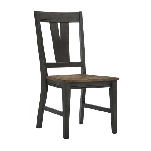 See Details - Harper Splat Back Chair