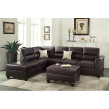 3-pcs Sectional