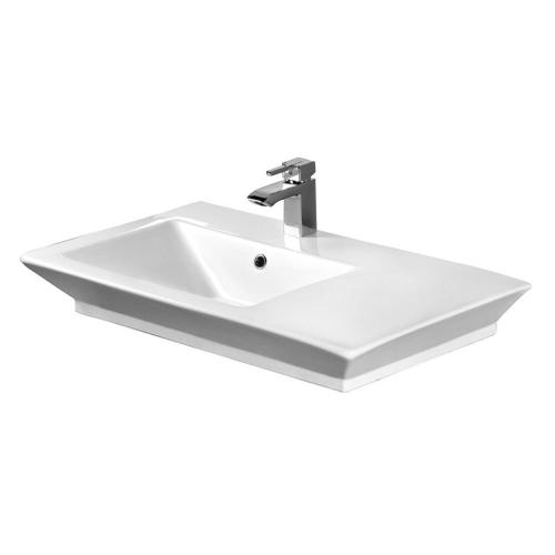 """Product Image - Opulence 31"""" Above Counter Basin - """"His"""" - 4"""" Centerset"""