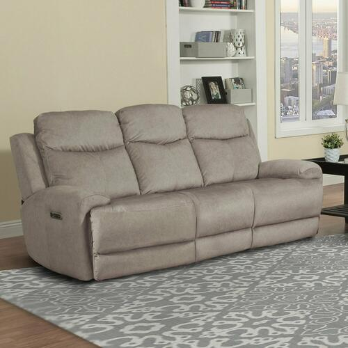 See Details - BOWIE - DOE Power Sofa