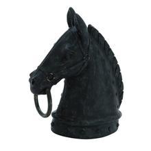 """PS HORSE HEAD 9""""W, 12""""H"""