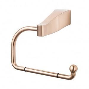 Aqua Bath Tissue Hook - Brushed Bronze Product Image