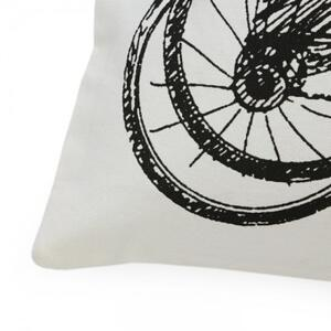 Stone Wash Recycled Canvas Cushion