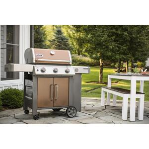 WeberGENESIS II E-315 Gas Grill Copper LP