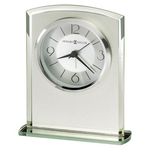 Howard Miller Glamour Alarm & Table Clock 645771