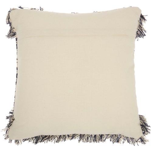 "Life Styles Dl825 Navy 20"" X 20"" Throw Pillow"