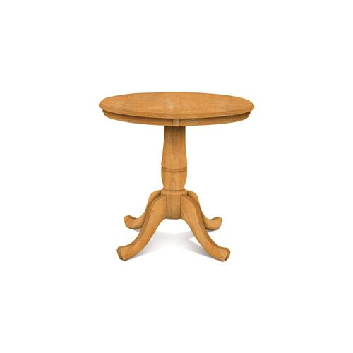 John Thomas Furniture - Half bullnose edge