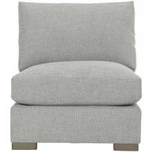 See Details - Nicolette Armless Chair in Mocha (751)