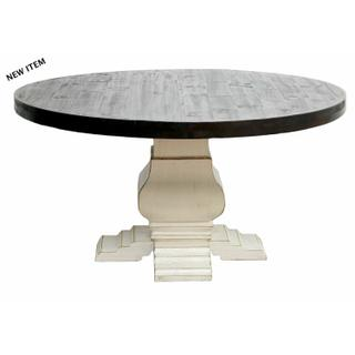 See Details - Ww/199 5 Ft Round Table