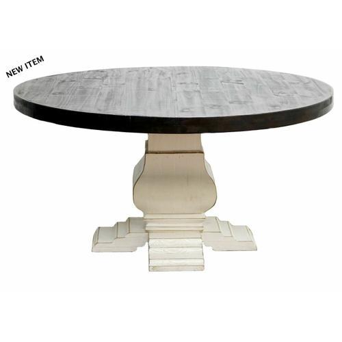 Million Dollar Rustic - Ww/199 5 Ft Round Table
