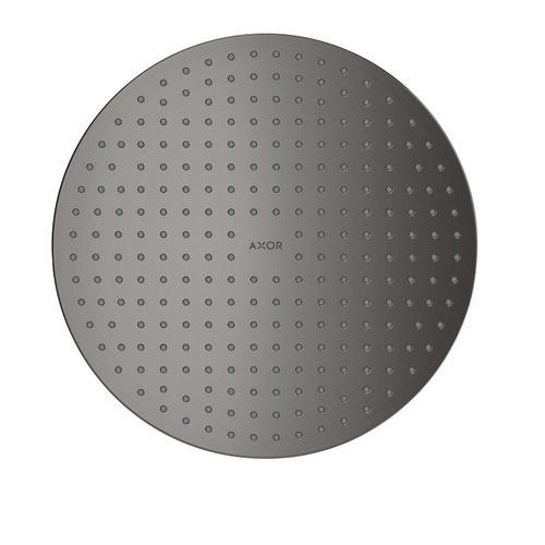 Brushed Black Chrome Overhead shower 300 1jet ceiling