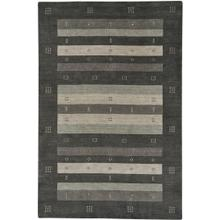 Simply Gabbeh Granite Hand Loomed Area Rugs