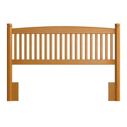 Hillsdale Furniture - Oak Tree Full/ Queen Headboard - Country Pine
