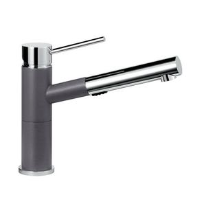 Alta Compact With Pull-out Dual Spray (2.2GPM) - Cinder