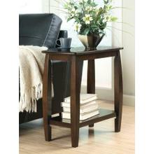 See Details - Casual Cappuccino Accent Table