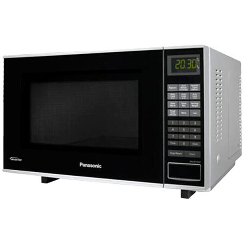Family Size 1.0 Cu. Ft. Flat & Wide Counter Top Microwave Oven