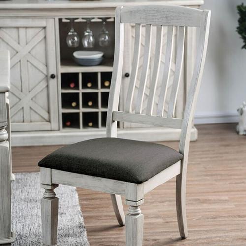 Furniture of America - Georgia Side Chair (2/ctn)