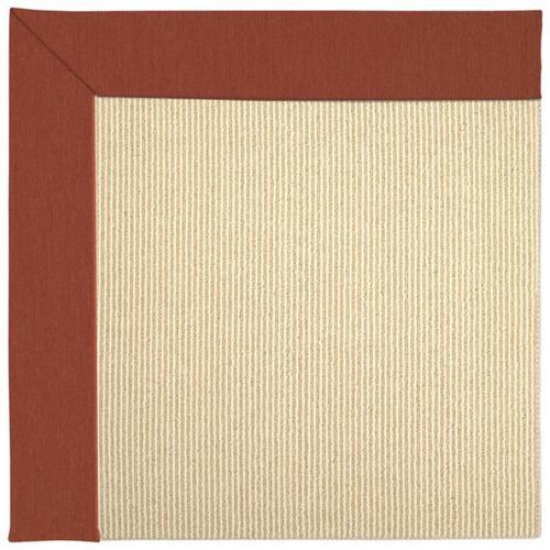 "Creative Concepts-Beach Sisal Canvas Brick - Rectangle - 24"" x 36"""