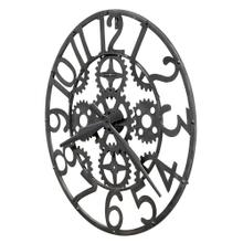 Howard Miller Iron Works Oversized Wall Clock 625698