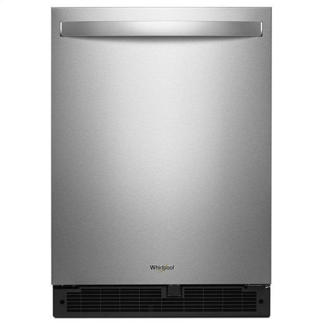 Whirlpool 24-inch Wide Undercounter Refrigerator - 5.1 cu. ft.