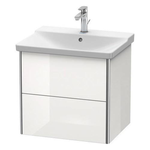 Product Image - Vanity Unit Wall-mounted, White High Gloss (decor)