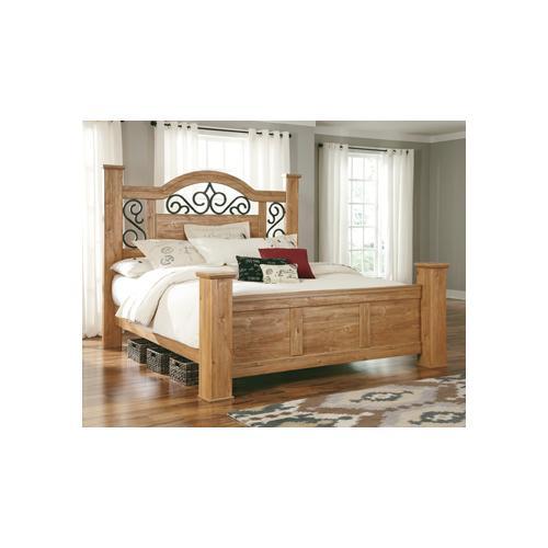 Ashley Furniture - Ashley B252 Drogan Bedroom set Houston Texas USA Aztec Furniture