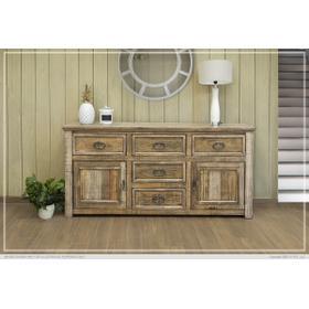 See Details - 4 Drawer, 2 Doors Buffet