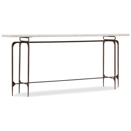 Hooker Furniture - Skinny Metal Console