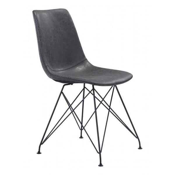 Pelham Dining Chair Vintage Black