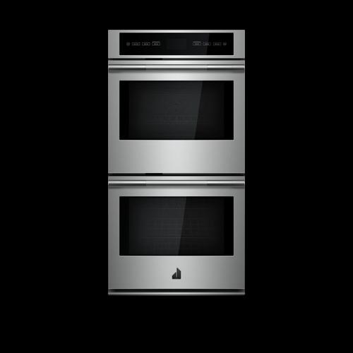 """RISE™ 27"""" Double Wall Oven with MultiMode® Convection System"""